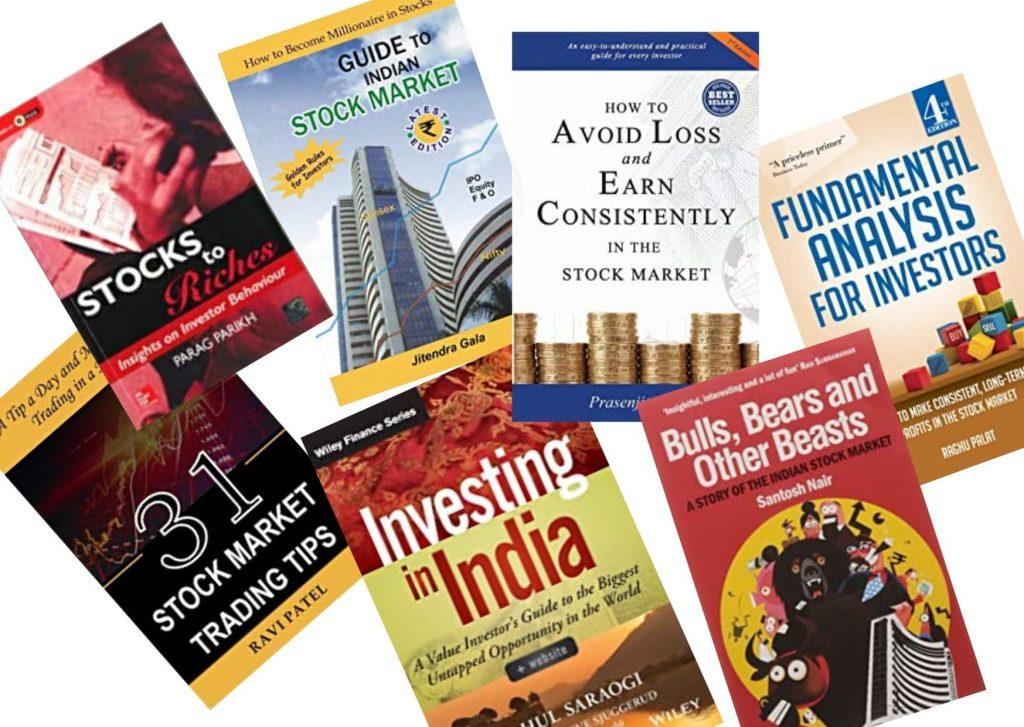 Indian authors share market books