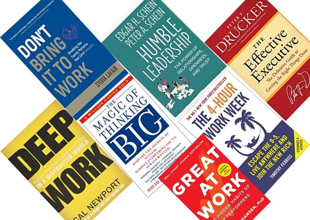 Best professional development books
