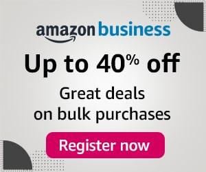 Amazon business bounty mymoneybooks
