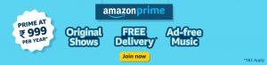 Amazon-PRIME bounty program