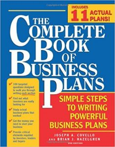 The Complete Book of Business Plans Simple Steps to Writing Powerful Business Plans-MyMoneyBooks