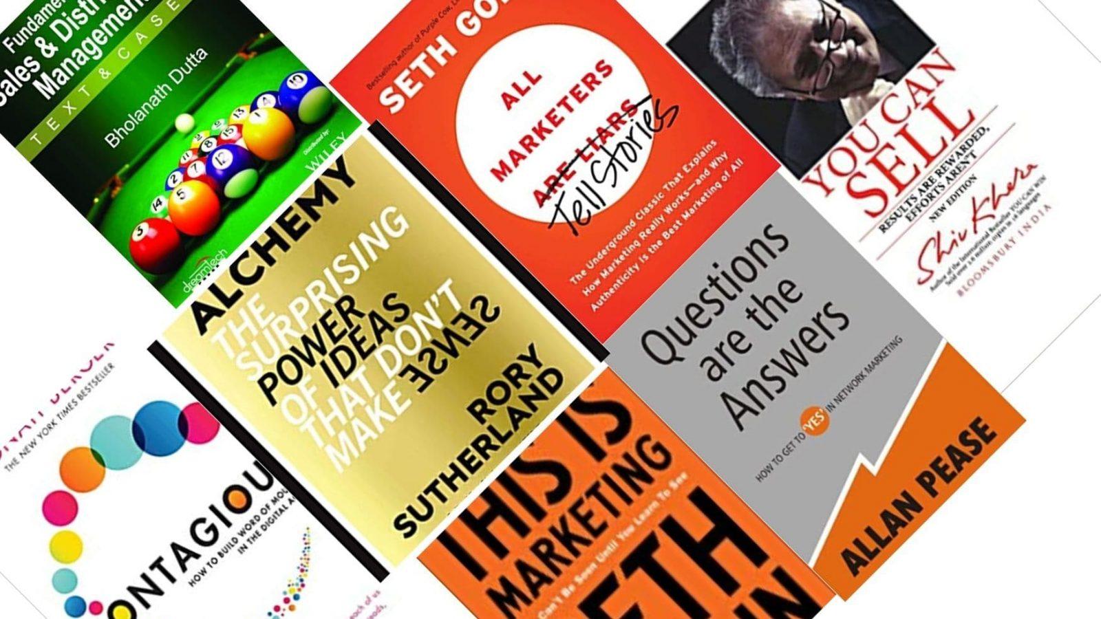 7 best Sales Motivational books for Indian Sales Professionals: